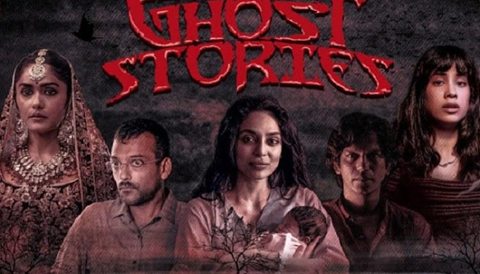 Ghost Stories- A Review★★★