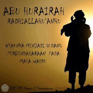 Abu Hurairah Radhiallahu'anhu