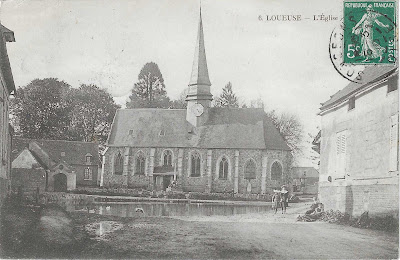 Eglise de Loueuse