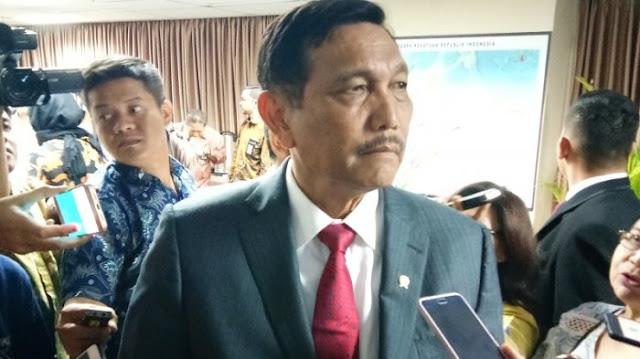 Luhut Pandjaitan Mulai Diseret-seret Jadi Cawapres Jokowi