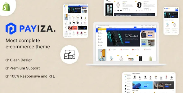 Best Multipurpose Shopify Responsive Theme