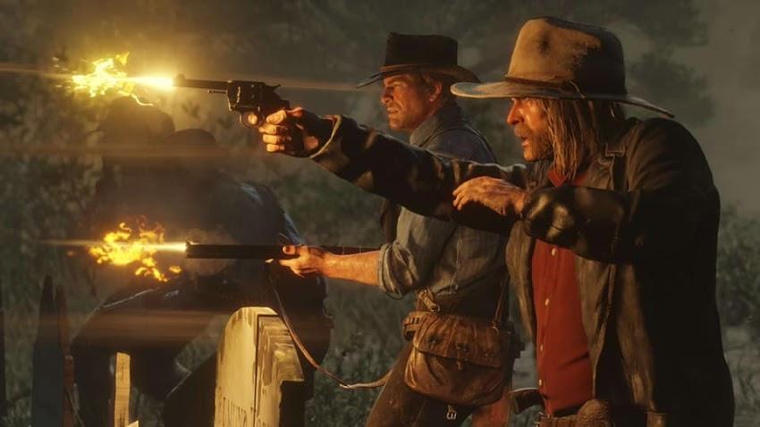 Red Dead Online offre un altro gold bonus, ed alcuni updates per sistemare Gun Rush.