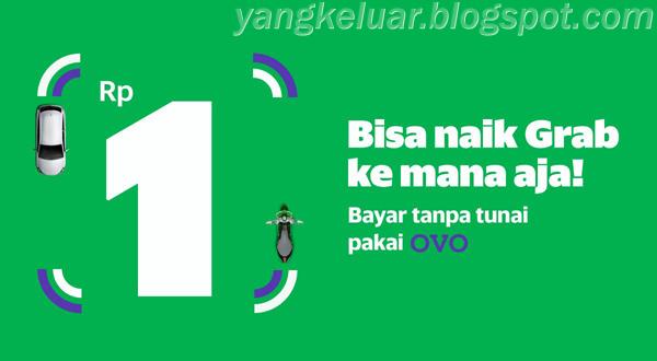 Kode Promo Diskon Grab Car Bike Hanya Bayar 1 Rupiah 25 30 Juni 2018 Tadi Malam