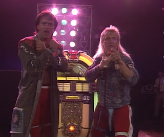 WCW Capital Combat 1990 - The Rock 'n' Roll Express