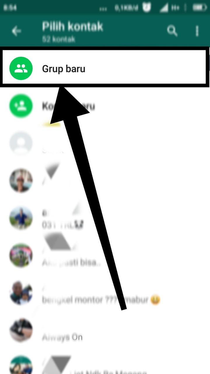 Bagaimana cara invite WhatsApp?