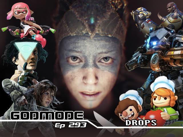 GODMODE 293 - DROPS
