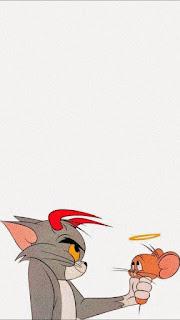 Tom ve Jerry Telefon Duvar Kağıtları 26