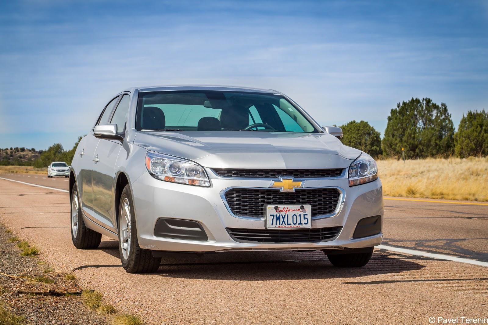Chevrolet Malibu восьмого поколения