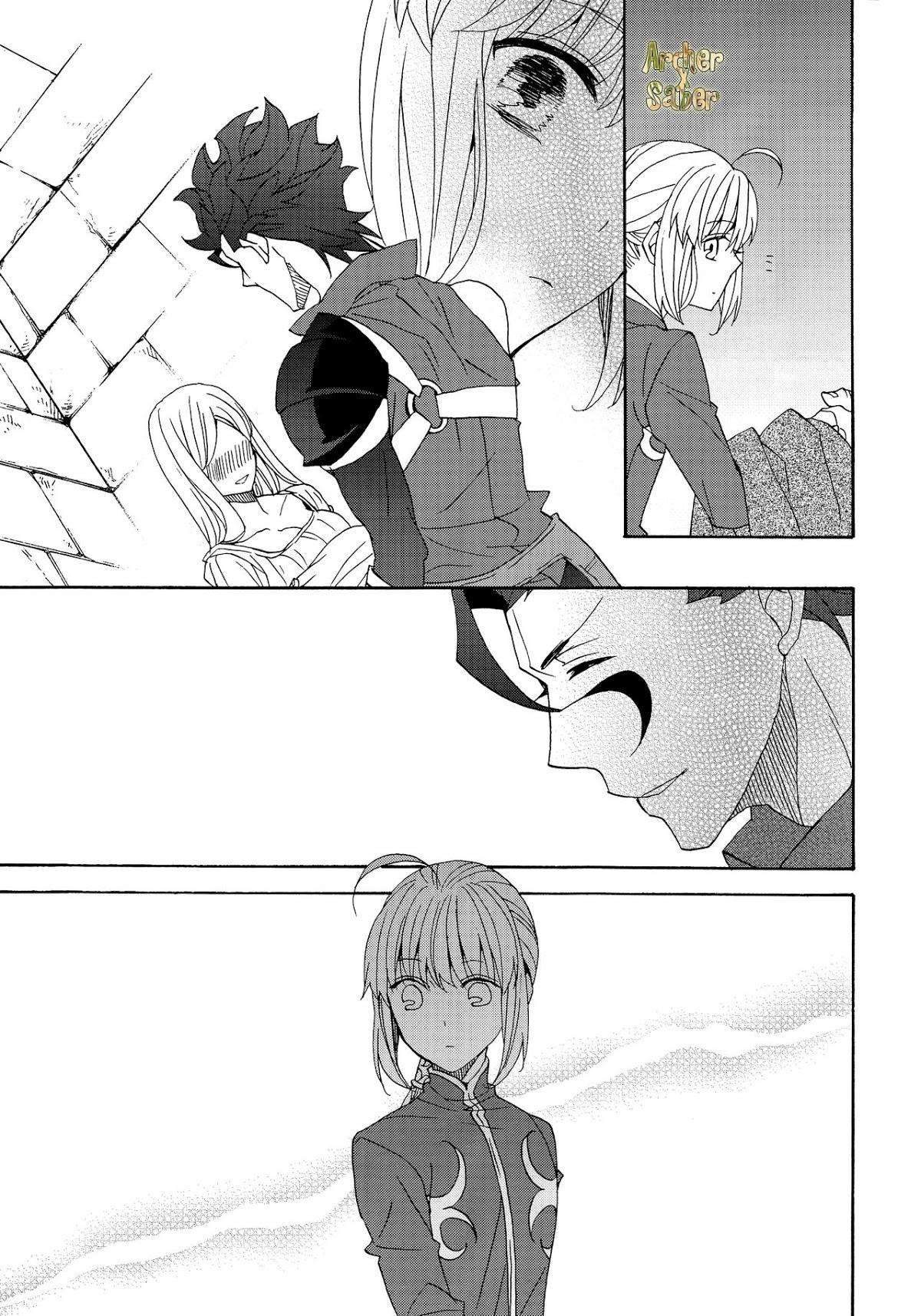 Hình ảnh 1966618714861452 page23 in Hana to Hachimitsu Kouhen