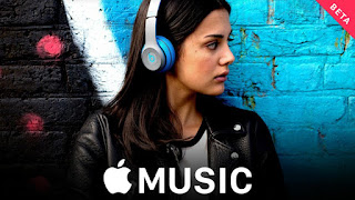 apple music android terbaru fiter widget