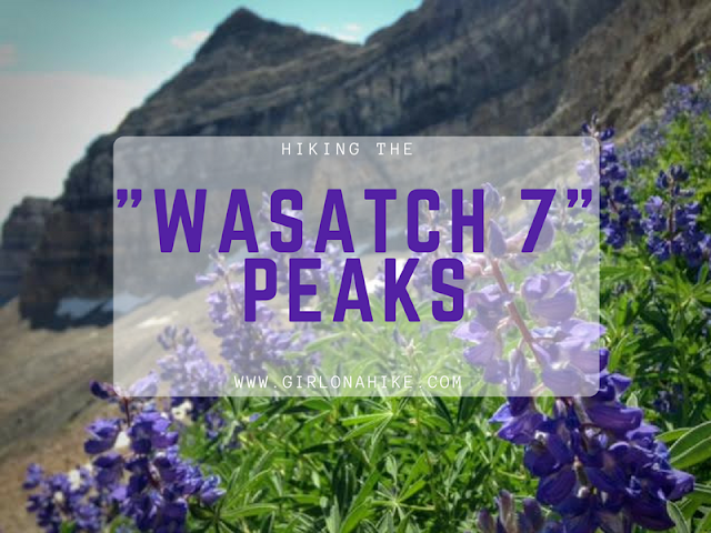 Hiking the Wasatch 7 Peaks