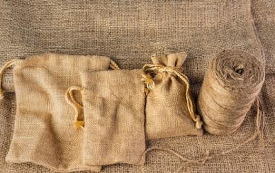 Produtos de fibra cânhamo sacos corda cannabis