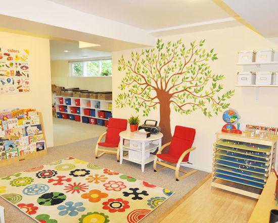 45 Desain Kreatif Tempat Bermain Anak Di Rumah Rumahku Unik