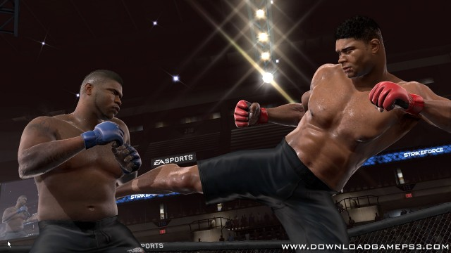 EA Sports MMA - Download game PS3 PS4 RPCS3 PC free