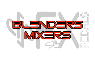 Pedal Blenders and Mixers by dpFX