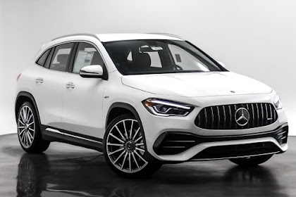 2021 Mercedes-Benz AMG GLA 35 SUV Review, Specs, Price
