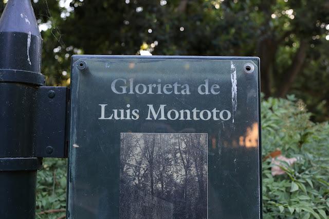 Glorieta de Luis Montoto