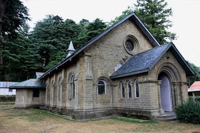 St. Johns Church Dalhousie
