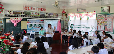 TPB furthers biodiversity awareness in Surigao del Sur