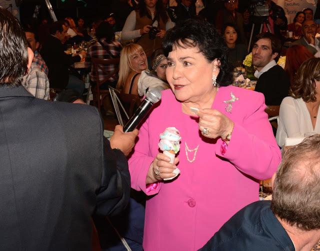 Televisa me quitó la exclusividad pero no me afecta, tengo otros ingresos mijito: Salinas