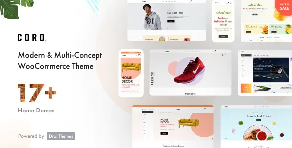 Best MultiPurpose WooCommerce Theme With MultiVendor