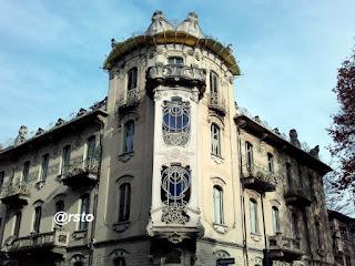 Villa Fenoglio Lafleur Torino
