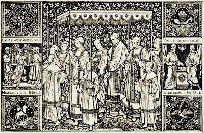 Resultado de imagen de Cofradias toledo siglo xviii