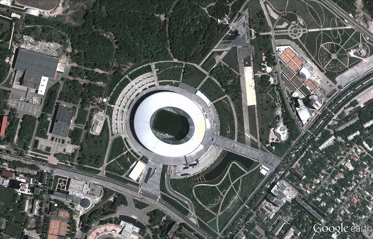 Google maps earth satellite - Imagery Update Week Of June 11th