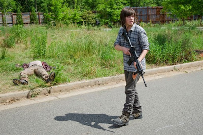The Walking Dead 6x02 JSS AMC FOX España