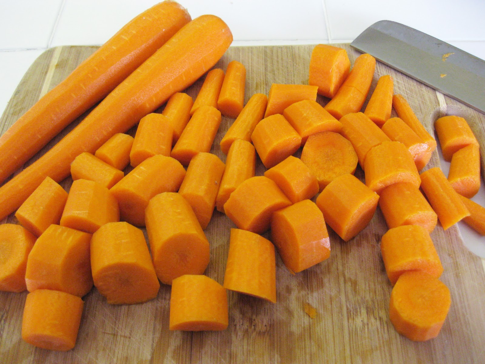 chopped carrots - photo #27