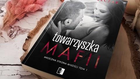 """Inga Juszczak """"Towarzyszka mafii"""" - ZAPOWIEDŹ"""