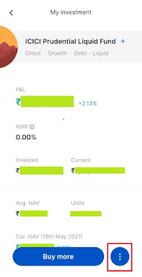 How To Sell Mutual Funds in Zerodha Coin