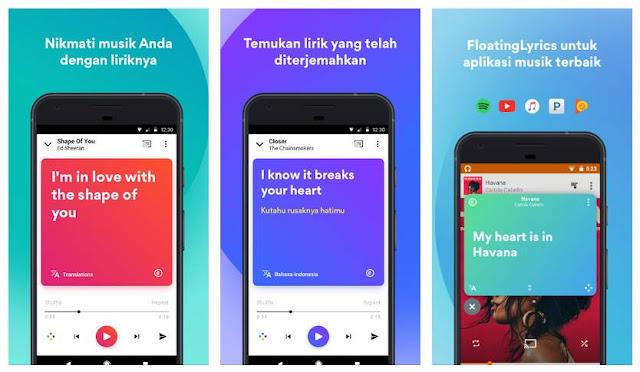 Aplikasi Pendeteksi Lagu di Android
