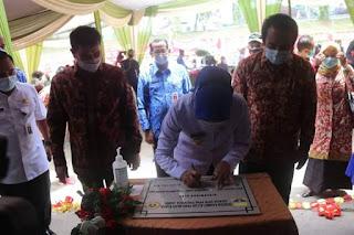 Pj.Gubernur Jambi Apresiasi Peran Perawat Berikan Pelayanan Kesehatan Bagi Masyarakat