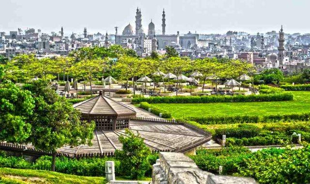 سعر تذكرة دخول حديقة الأزهر فى مصر 2020
