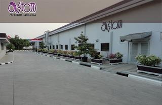 Lowongan Kerja di PT. Astom Indonesia Operator Produksi