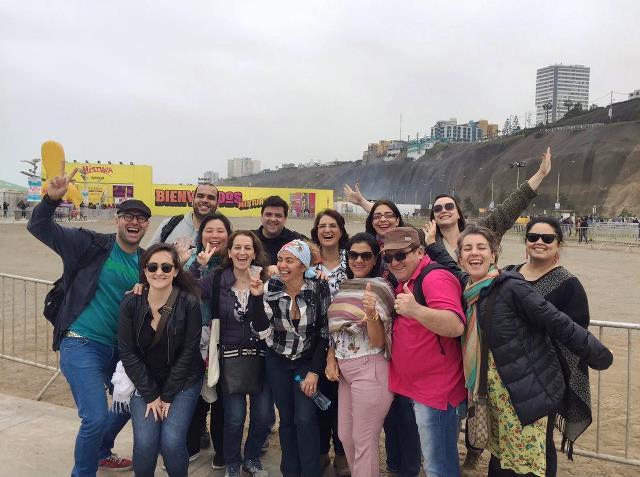 Foto de Brasil Food Safaris de mais um grupo numa de suas experiências
