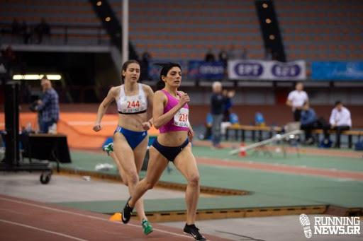 Χρυσό μετάλλιο στον τελικό των 800 μέτρων για την Ναυπλιώτισσα Κωνσταντίνα Γιαννοπούλου