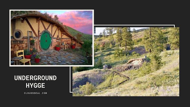 underground hygge airbnb