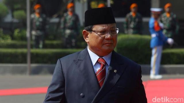 Tak Diambil Prabowo, Segini Gaji Menteri Pertahanan