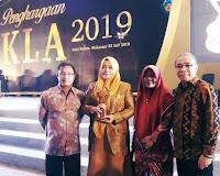 Bupati Bima Raih Penghargaan KLA dari Kementerian PPPA