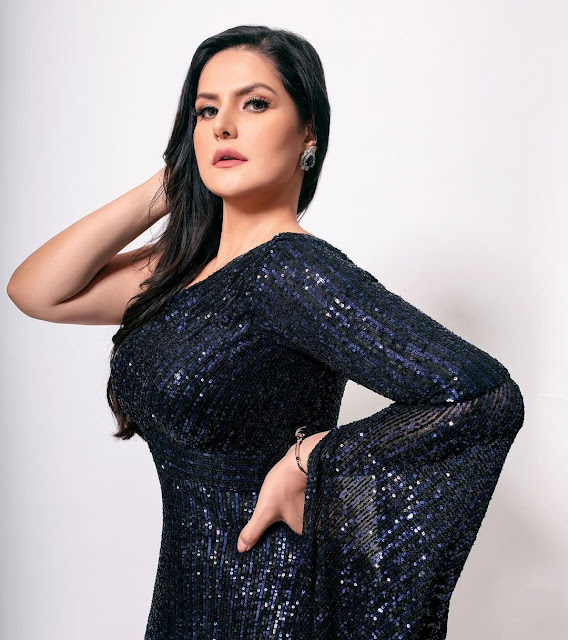 Zarine Khan caused havoc in the latest photoshoot, fans are praising her Funny Jokes