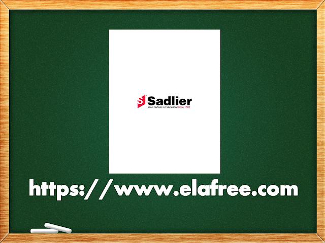 Sadlier Free ELA & Math Resources