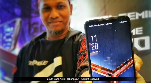 Kehebatan Kamera ROG Phone II