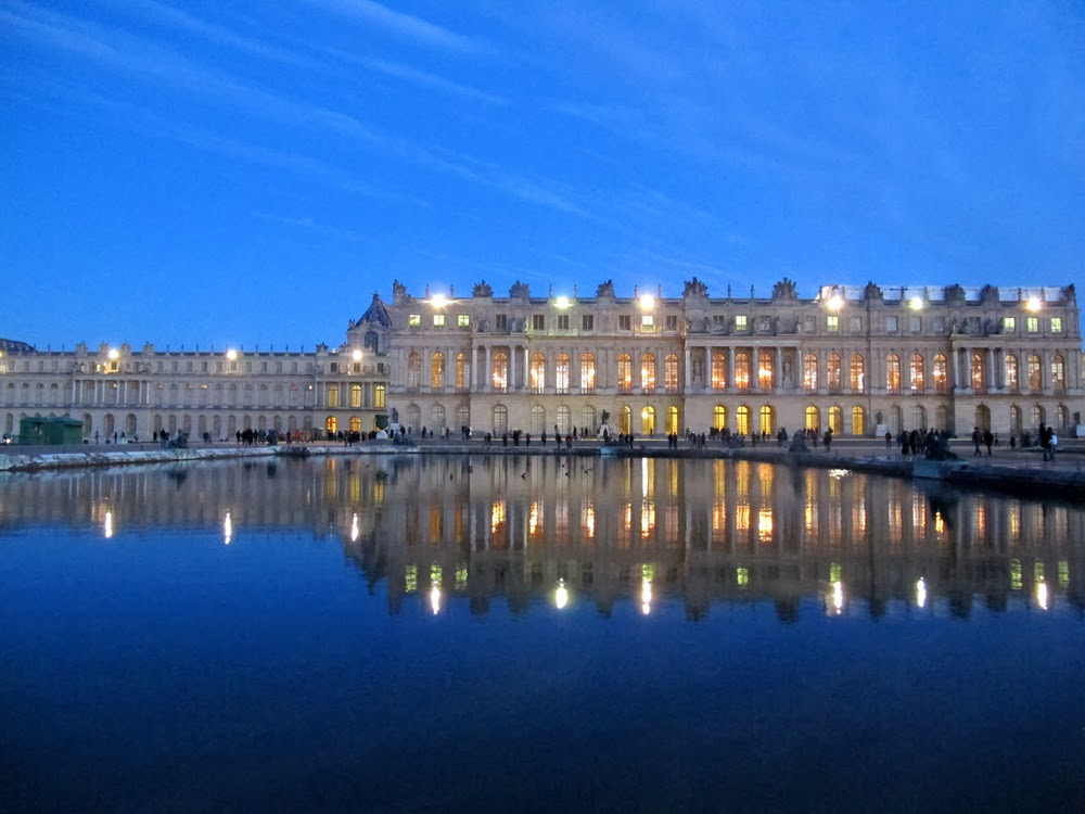 Versailles Palace, Paris, France