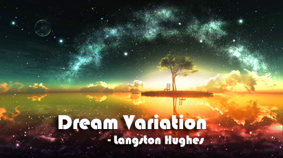 Dream variations translation in nepali wordmeanings question question answers wordmeanings translation in nepali of the poem dream variation the poem dream variation written by langston hughes presents the stopboris Gallery