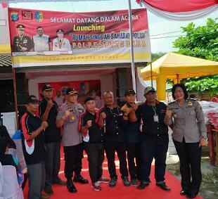 Polres Batu Bara Launching Perdana RSSP