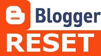 Blogger Tema Resetleme Kodu