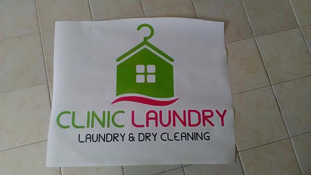Poster Nama Laundry