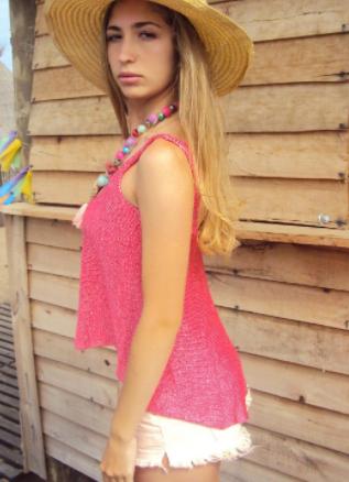 SATIN TOP LUX - Women's Fashion (RMNOnline.net)